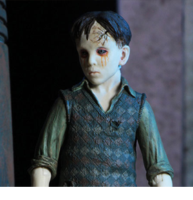 THE DEVIL'S BACKBONE GUILLERMO DEL TORO COLLECTION SANTI FIGURE