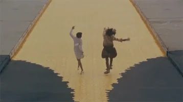 diana ross ease on down GIF