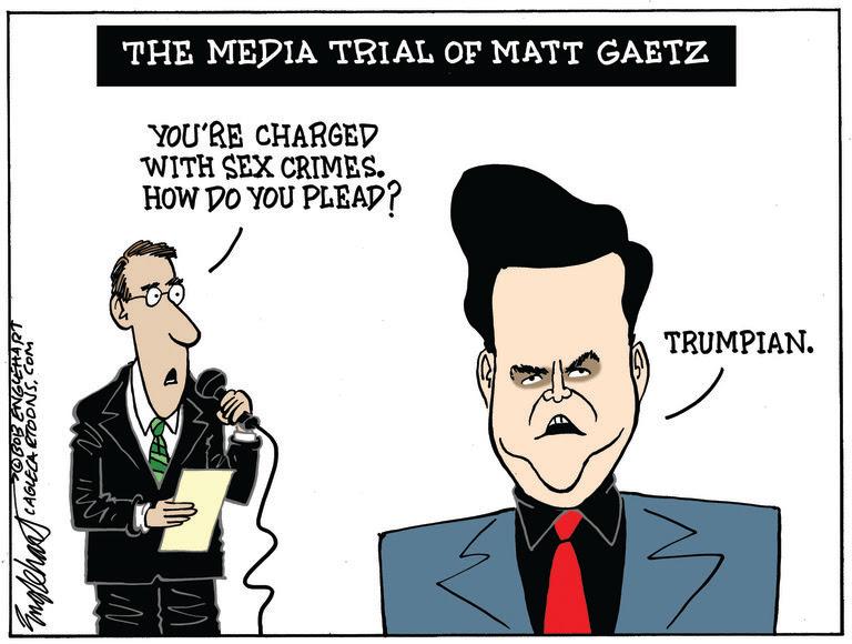 MATT GAETZ, SCANDAL, REPRESENTATIVE, SEX, MINOR, FEDERAL PROBE, BAHAMAS, INVESTIGATORS, FBI, TRAFFICKING