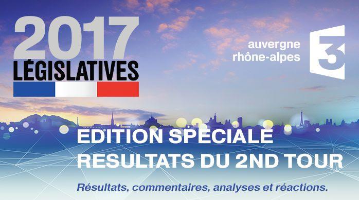2 rendez-vous au lendemain du 2nd tour de scrutin sur France 3 Auvergne-Rhône-Alpes
