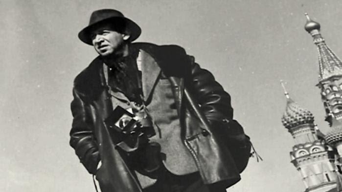 Léo Mirkine, le photographe des stars du cinéma en format carré