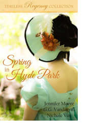 Spring in Hyde Park by Jennifer Moore, G.G. Vandagriff, and Nichole Van
