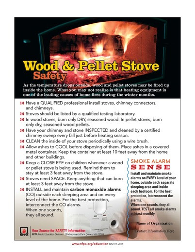 NR - Winter and Holiday Fire Safety