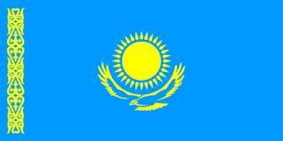 flag kazakistan
