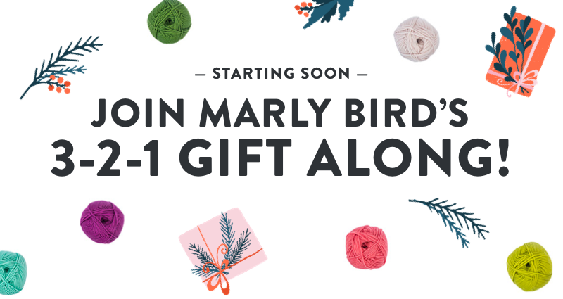 Join our gift along with Marly Bird