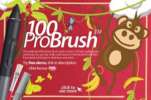 ProBrush™ 100 + Free Demo