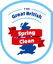 The Great British Spring Clean logo