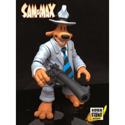 Image of Sam & Max Wave 1 - Sam Deluxe Action Figure - Q4 2019