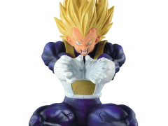 DRAGON BALL Z SUPER SAIYAN VEGETA (FINAL FLASH)