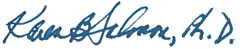 Dr. Salmon Signature