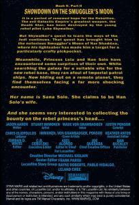 SW#9 Credits