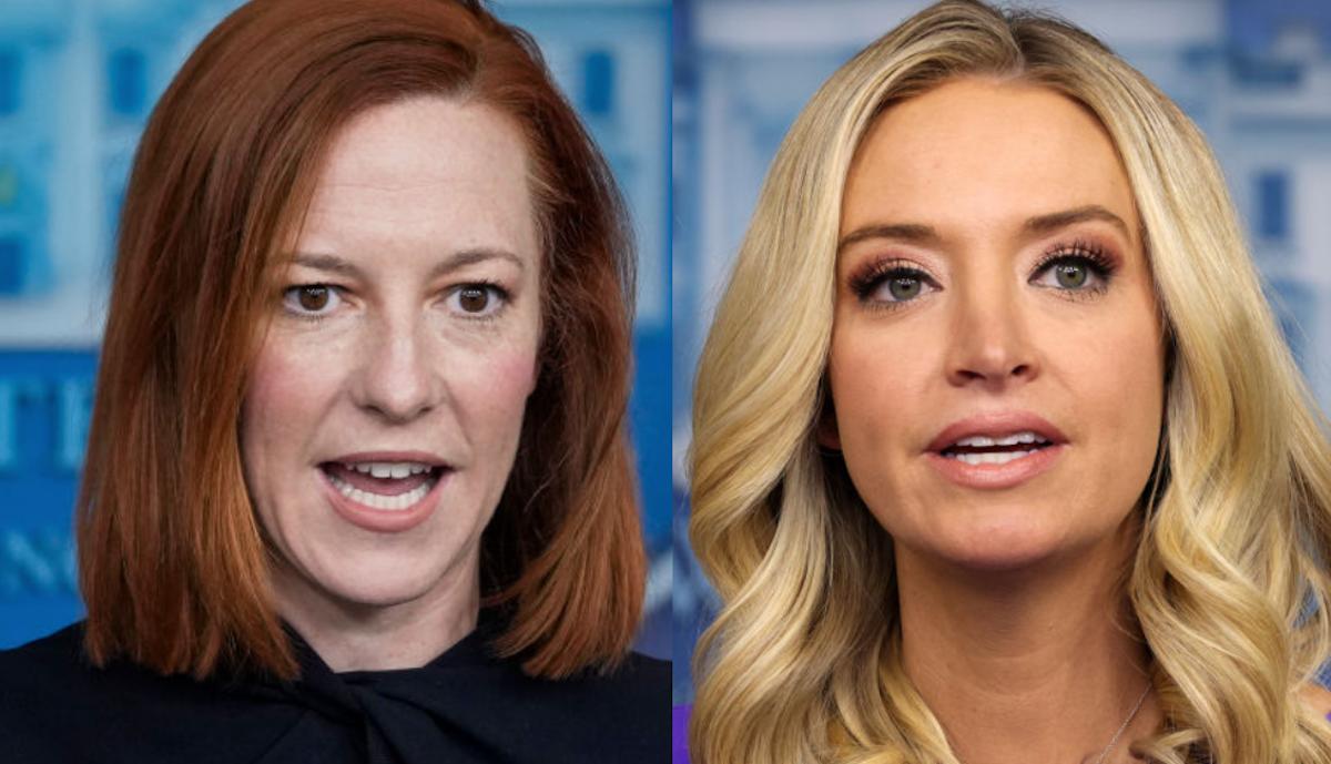 Jen Psaki Says She'd Be 'Happy' To Take On Kayleigh McEnany On Fox News
