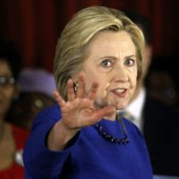 Hillary Clinton hit by staggering comeback
