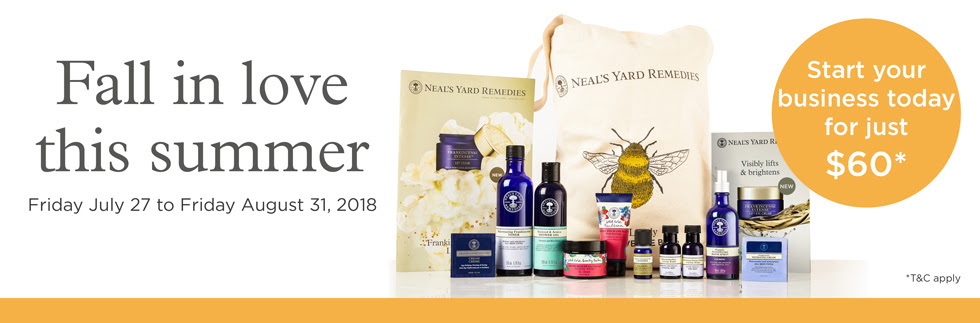 NYR Organic Summer Mini consultant Kit