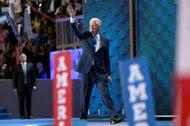 Como primer caballero, Clinton aportaría experiencia, consejos y contactos políticos.