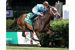 Hard Legacy wins the Regret Stakes at Churchill Downs