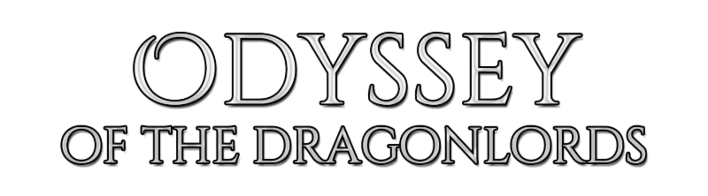 Odyssey of the Dragon Title Image