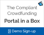 Compliant Crowdfunding Portal in a Box