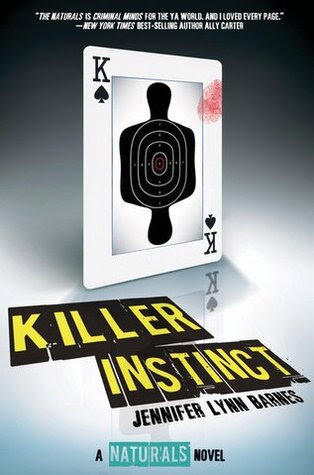 Killer Instinct (Naturals 2) by Jennifer Lynn Barnes