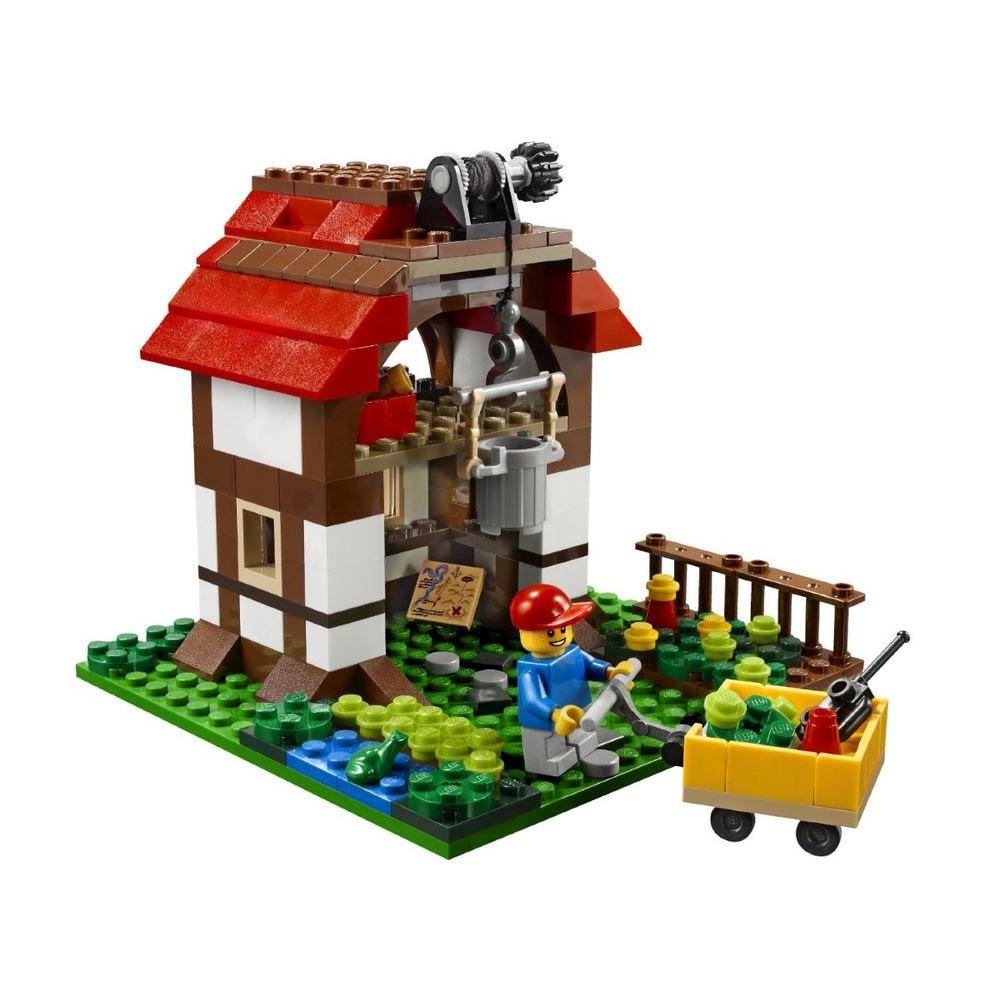 LEGO Creator 3 em 1 A Casa na Árvore - Lego