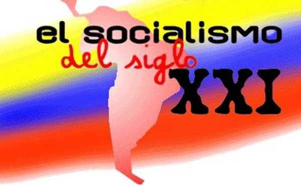 Resultado de imagen para socialismo del siglo xxi