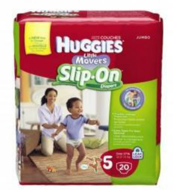 Huggies slip ons1 Huggies Diapers Just $3.50 at CVS