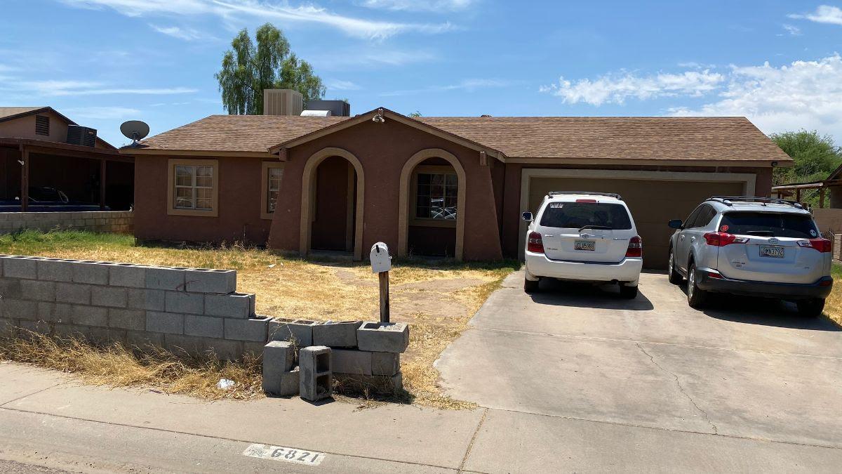 6821 W Cypress St Phoenix, AZ 85035 wholesale property