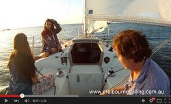 J24 Melbourne Meet Up sailing in Australia