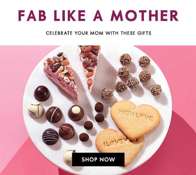 Celebrate your mom with these gifts. SHOP NOW >