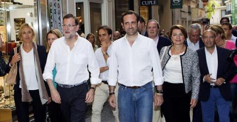 Rajoy Baleares 24M