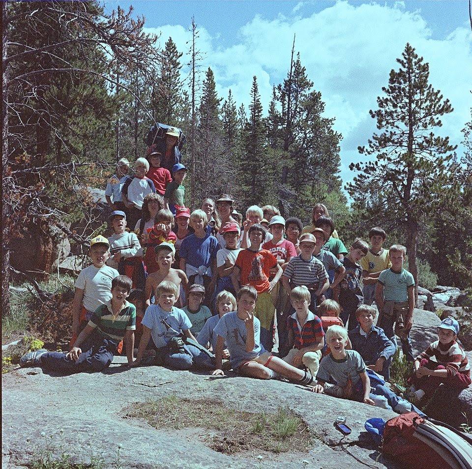 Camp St Malo 1978
