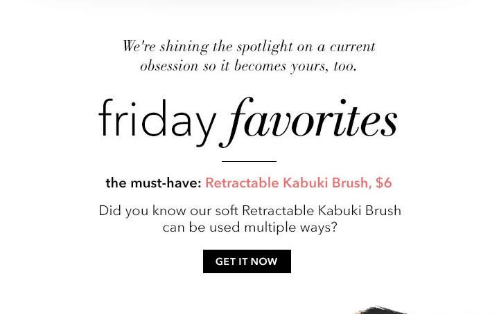 Friday favorites: Retractable.
