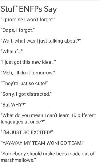 "Except for ""what do you mean I can't learn 10 different languages at once"", I have said all of these:"