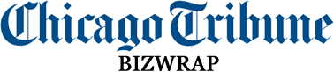 Chicago Tribune BizWrap
