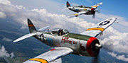 Thunderbolts Inbound to AirVenture Oshkosh