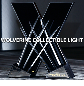 WOLVERINE CLAWS REPLICA LIGHT