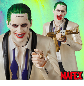 SUICIDE SQUAD MIRACLE ACTION EX FIGURES