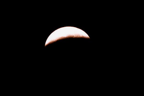 Μερική έκλειψη σελήνης το βράδυ της Τρίτης - Τι ώρα θα είναι ορατό φαινόμενο στην Αθήνα