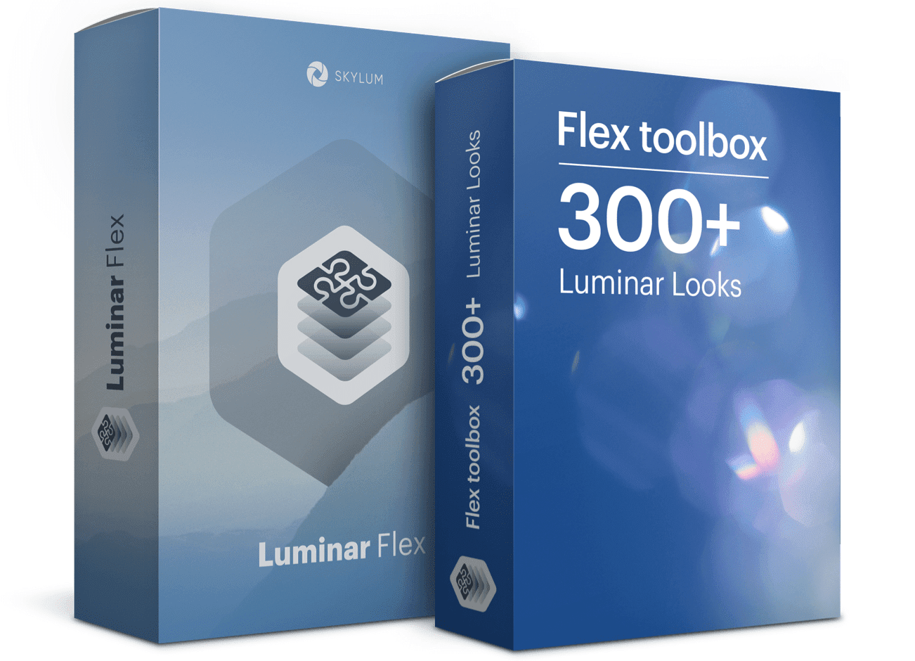Luminar Flex + Toolbox Looks Pack Bundle (70% Off)</p><p>