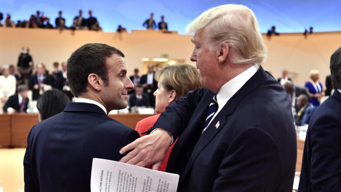 VIDEO. Quand Donald Trump donne des leçons à la France