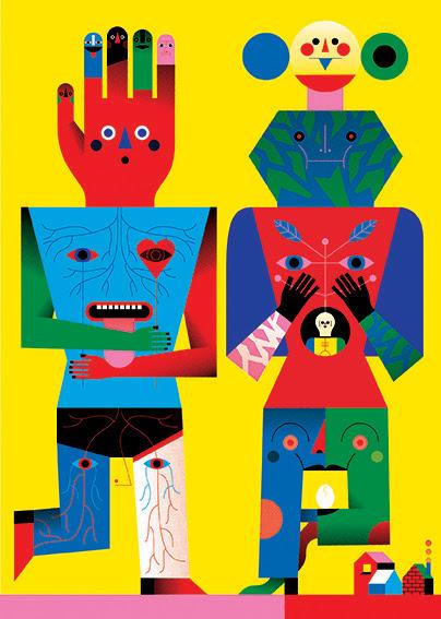 Illustrazione Camilla Falsini_magazine BASE Milano