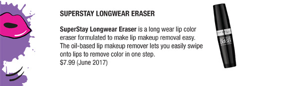 Superstay Longwear Eraser