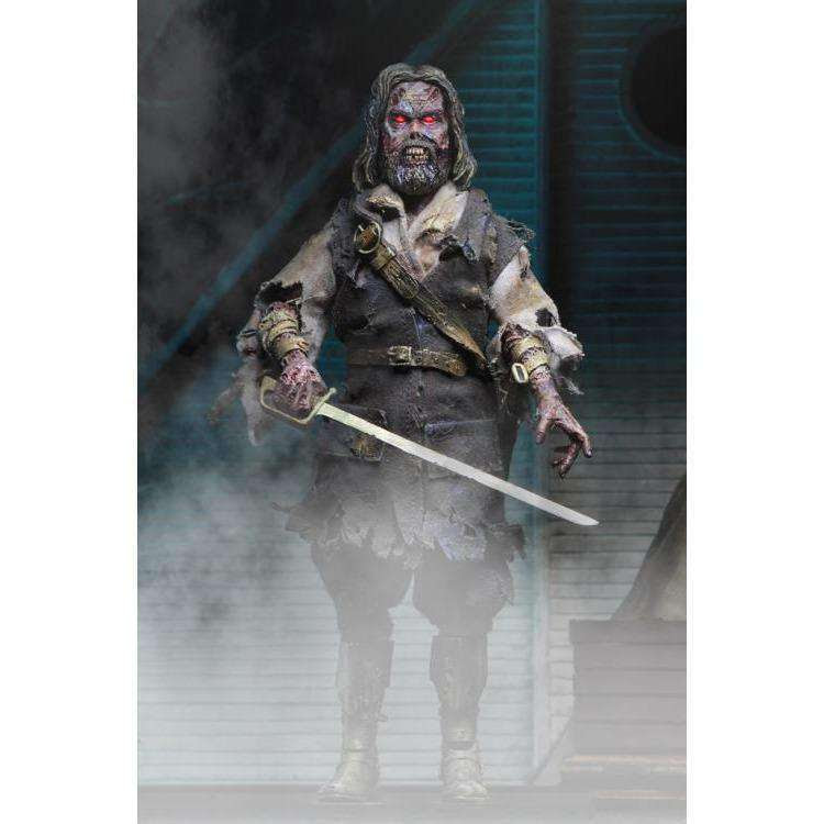 Image of The Fog Captain Blake Figure