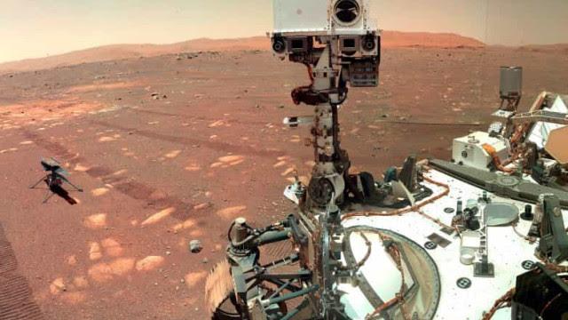 Sonda da Nasa produz primeiro 'retrato' do interior de Marte