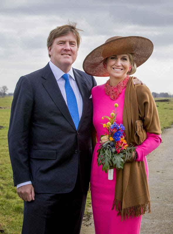 The Queen was granted joint citizenship before her 2002 wedding to King Willem-Alexander