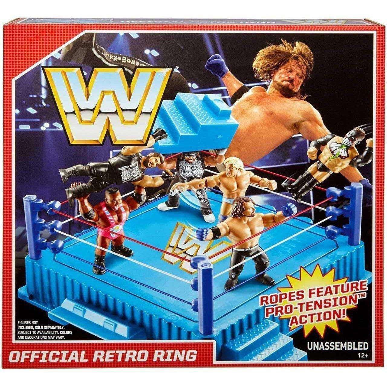 Image of WWE Retro Wrestling Ring