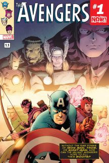 All-New, All-Different Avengers #1.1