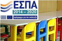 Πώς θα πάρουν τα voucher της ΕΕΤΑΑ για τους παιδικούς σταθμούς ΕΣΠΑ οι επιλαχόντες