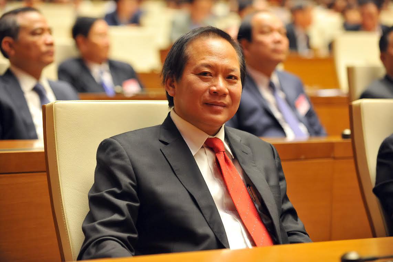 Kết quả hình ảnh cho Bộ trưởng Bộ Thông tin và Truyền thông Trương Minh Tuấn