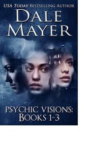Psychic Visions Box Set: Books 1–3 by Dale Mayer